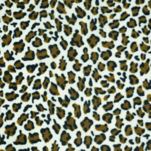 Fleece Snow Leopard